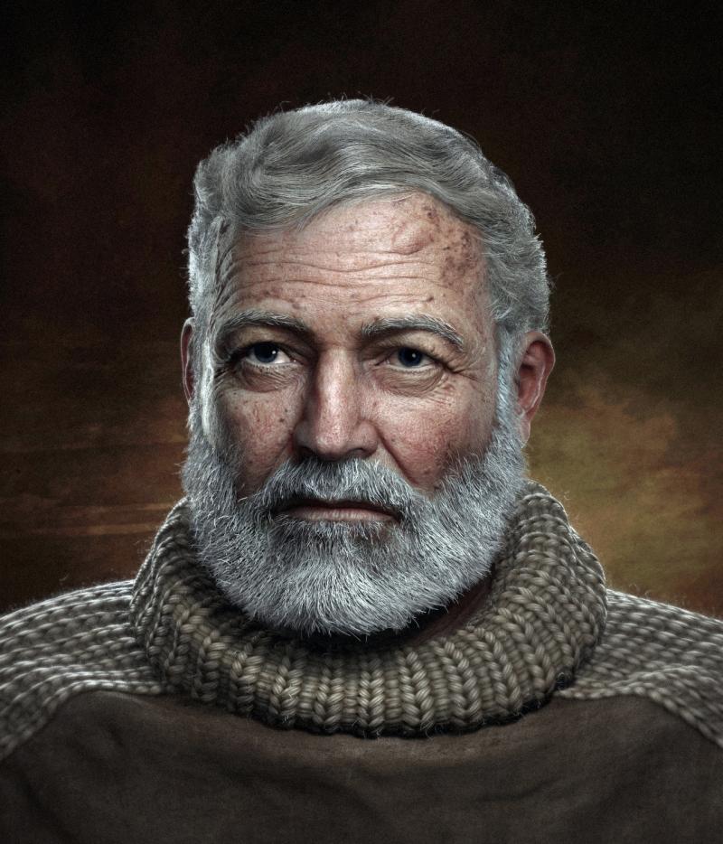 10_E.Hemingway